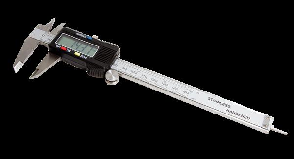 Faconet Digitaler Messschieber Schieblehre mit LCD-Display